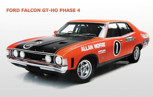 Ford Falcon Xa Gt Ho Phase
