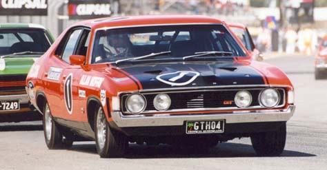 Ford Falcon Gt Ho Phase